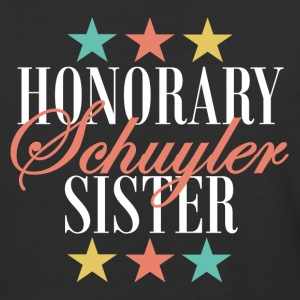 Honorary Schuyler Sister (Angelica) - Baseball T-Shirt