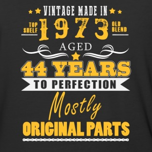 Vintage made in 1973 - 44 years to perfection (v.2017) - Baseball T-Shirt