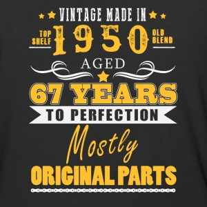 Vintage made in 1950 - 67 years to perfection (v.2017) - Baseball T-Shirt