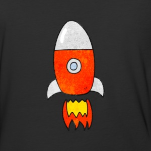 Rocket - Baseball T-Shirt