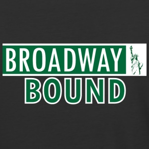 Broadway Bound - Baseball T-Shirt