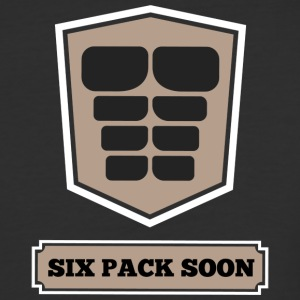 Six Pack Soon - Baseball T-Shirt