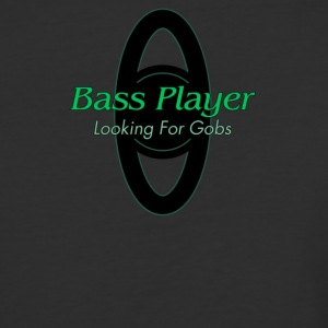 Bass Player - Baseball T-Shirt