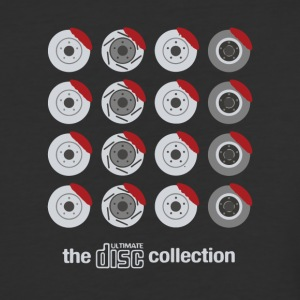 The ultimate disck collection - Baseball T-Shirt