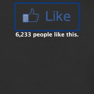 Facebook Like - Baseball T-Shirt