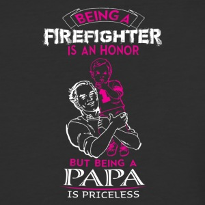 firefighter - Baseball T-Shirt