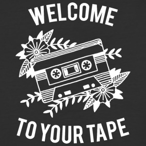 Welcome to your tape - Baseball T-Shirt