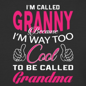 I'M CALLED GRANNY - Baseball T-Shirt