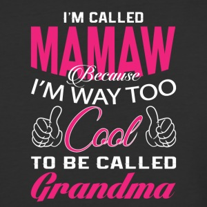 I'M CALLED MAMAW - Baseball T-Shirt
