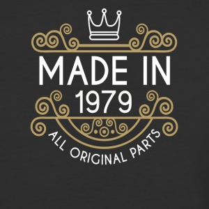 Made In 1979 All Original Parts - Baseball T-Shirt
