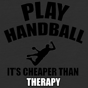 handball designs - Baseball T-Shirt