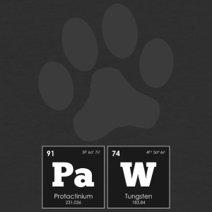 Periodic Elements: PaW - Baseball T-Shirt