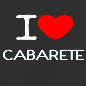 I LOVE CABARETE - Baseball T-Shirt
