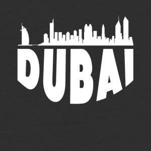 Dubai United Arab Emirates Cityscape Skyline - Baseball T-Shirt
