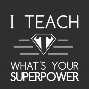 Super Teacher - Baseball T-Shirt