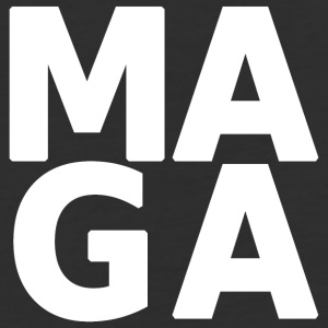 MAGA - Baseball T-Shirt