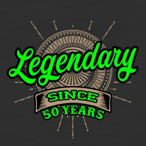 Legendary since 50 years t-shirt and hoodie - Baseball T-Shirt