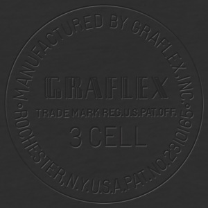 Graflex clean Stamp - Baseball T-Shirt