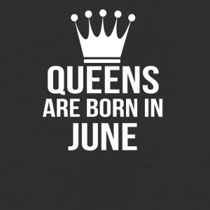 queens are born in june - Baseball T-Shirt
