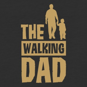 The Walking Dad - Baseball T-Shirt