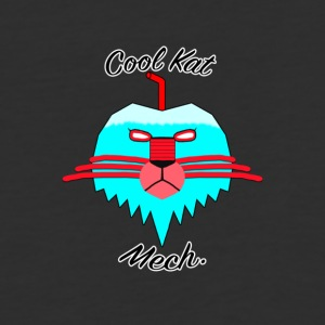 Cool Kat Mech. - Baseball T-Shirt