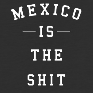 Mexico Is The Shit Mexico es chingon Design Shirt - Baseball T-Shirt