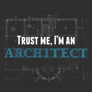 Architect - Baseball T-Shirt