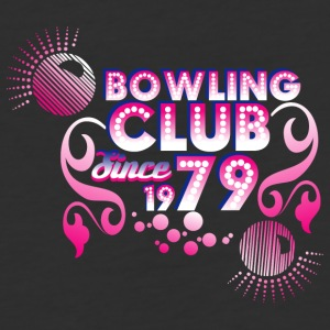 Bowling club 79 - Baseball T-Shirt