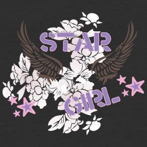 star_girl - Baseball T-Shirt