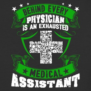 Medical Assistant Shirts - Baseball T-Shirt