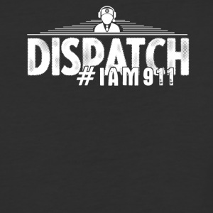 911 Dispatcher Shirt - Baseball T-Shirt