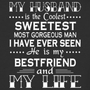 The Coolest Sweetest Most Gorgeous Husband T Shirt - Baseball T-Shirt