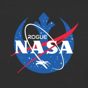ROGUE NASA T-SHIRT - Baseball T-Shirt