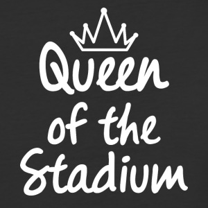 Queen of the Stadium - Baseball T-Shirt