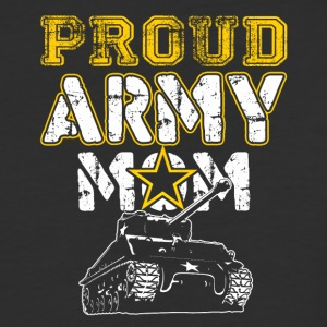 Proud Army Mom Tshirt - Baseball T-Shirt