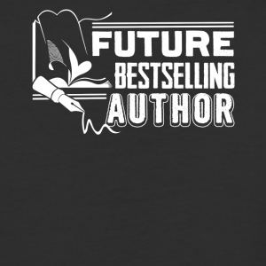 Future Best selling Author - Writer Tee - Baseball T-Shirt