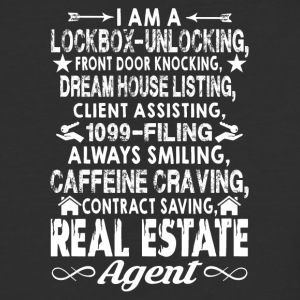 Real Estate Agent Shirts - Baseball T-Shirt