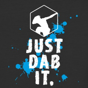 dab just dab it dabbing Football touchdown Panda - Baseball T-Shirt