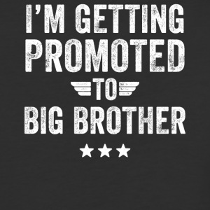 I'm getting promoted to big brother - Baseball T-Shirt