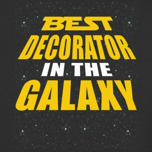Best Decorator In The Galaxy - Baseball T-Shirt