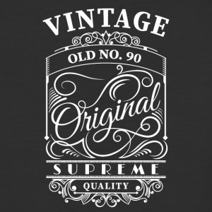 vintage old no 90 - Baseball T-Shirt