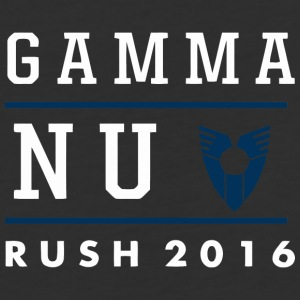 Gamma NU Rush - Baseball T-Shirt