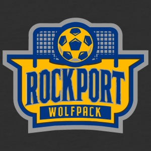 Rockport Wolfpack - Baseball T-Shirt