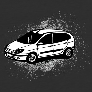 Small_white_car - Baseball T-Shirt