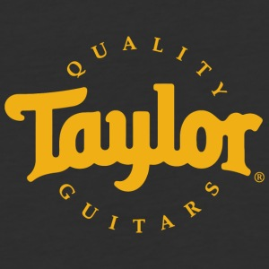 Taylor Guitars Logo - Baseball T-Shirt