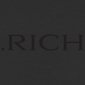 RICH logo - Baseball T-Shirt