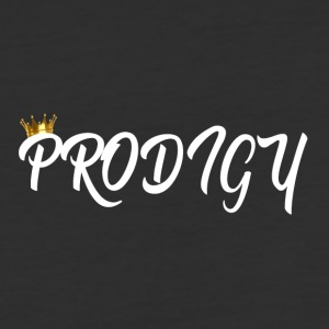 Prodigy White w/Gold Crown - Baseball T-Shirt