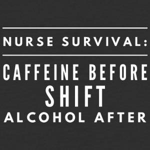 Nurse Survival - Baseball T-Shirt