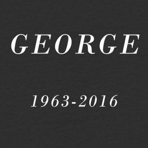 George 1963-2016 - Baseball T-Shirt