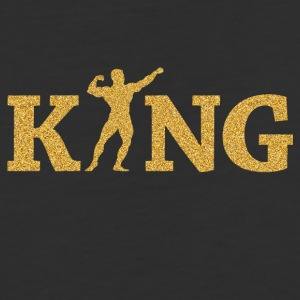 Fitness king - Baseball T-Shirt